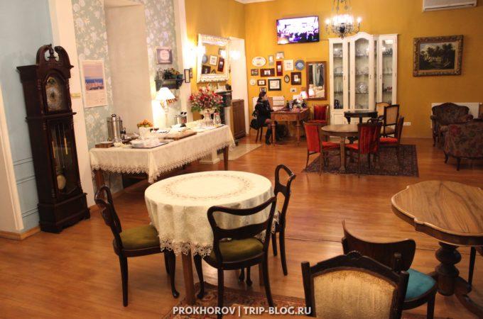 Мини-отель Old Key в Тбилиси - фото, отзывы и карта