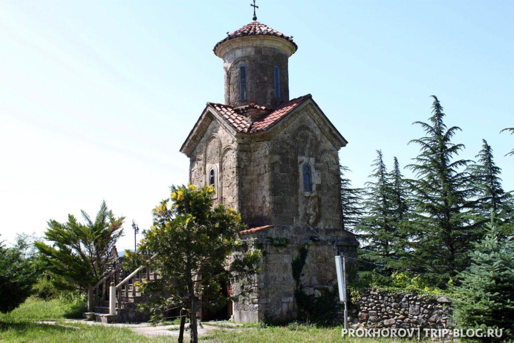 Монастыри Грузии