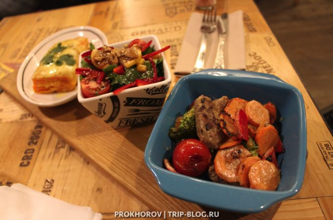 Где поесть в Ереване