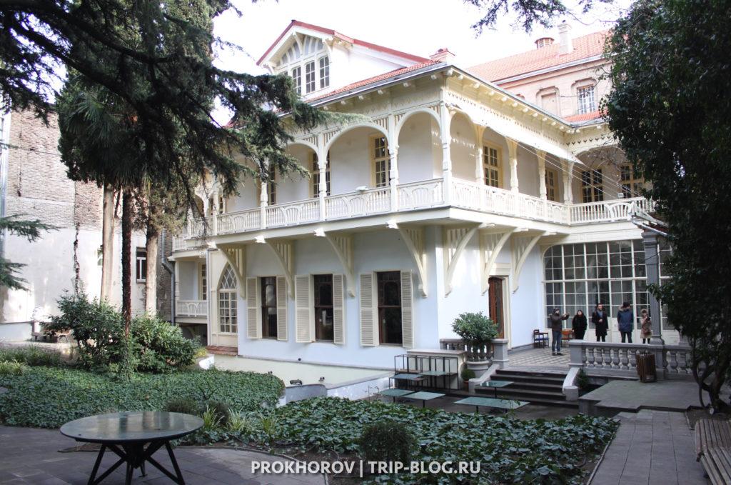 Интересные места в Тбилиси для фотосессий, которые стоит посетить