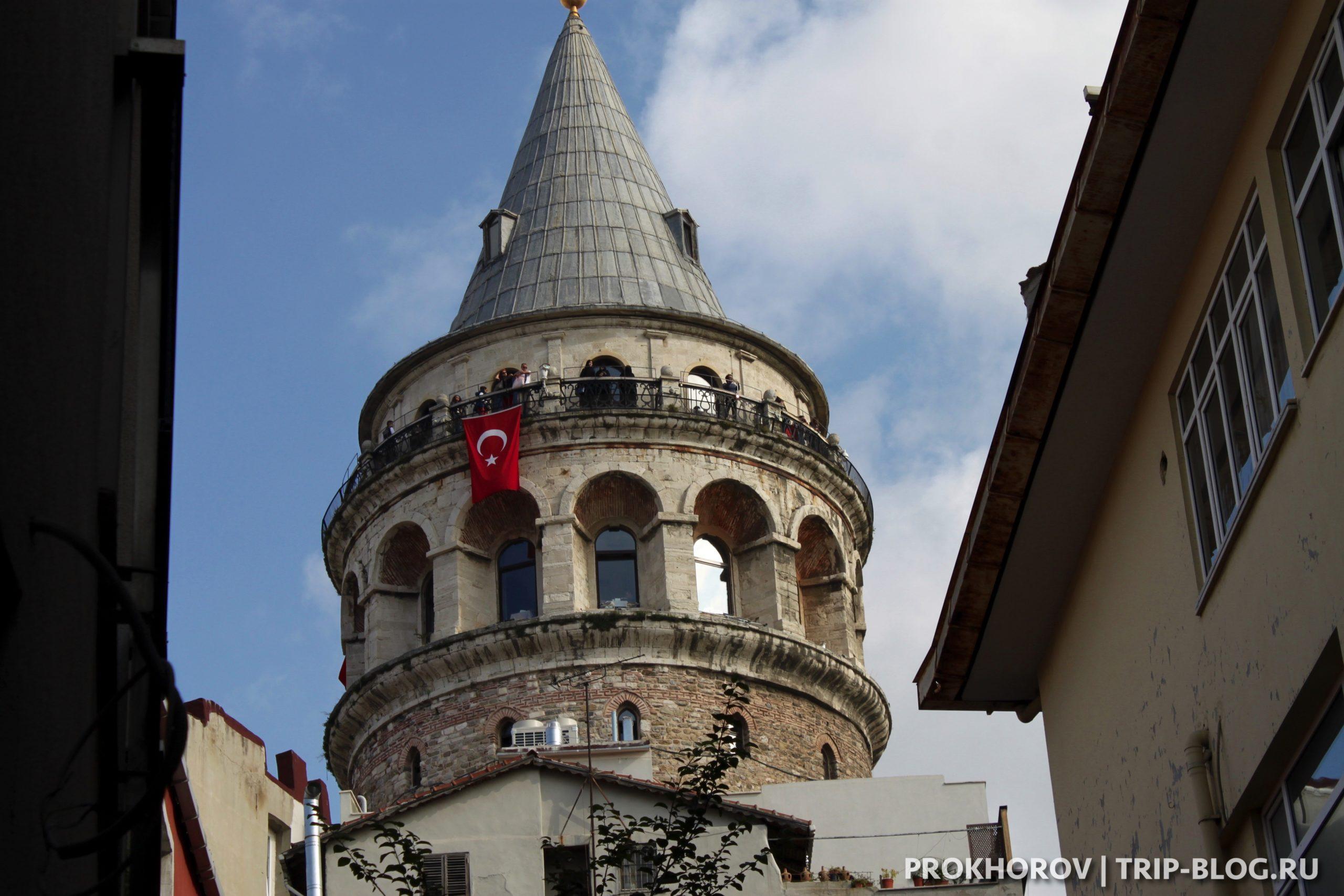 экскурсии в Стамбуле и Турции на русском языке